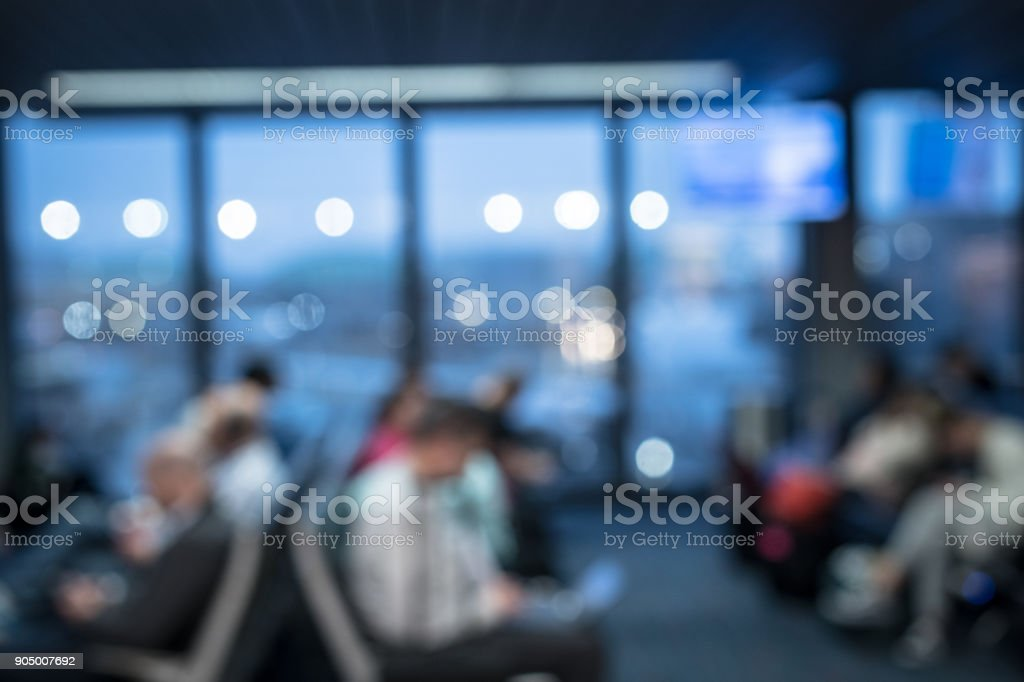 Flughafen-Hintergrund – Foto
