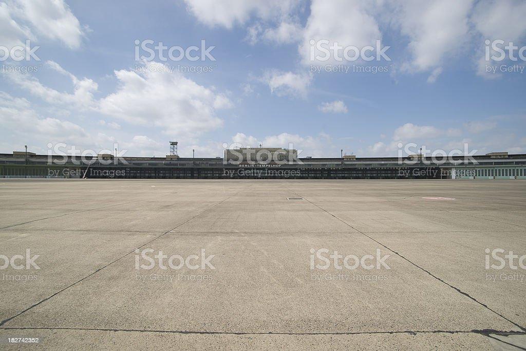 Flughafen Berlin-Tempelhof – Foto