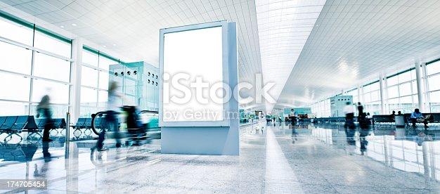 istock airport billboard 174705454
