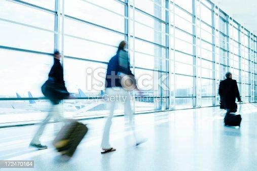 istock Airport Business Travel 172470164