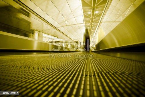 istock Airport Business Travel 480725815