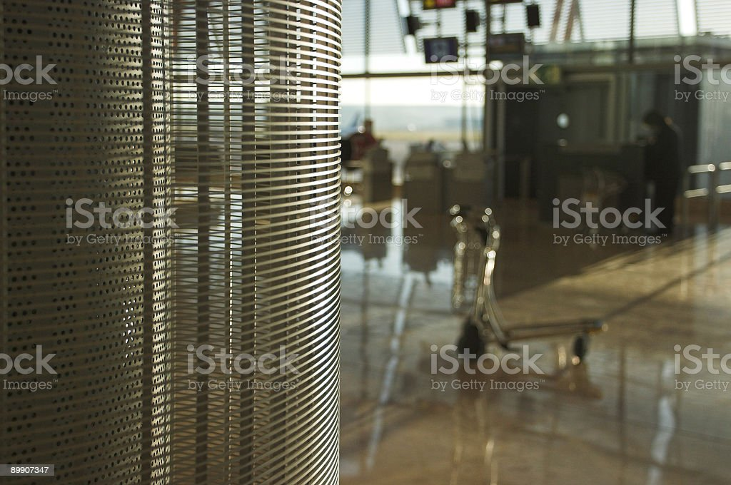 Airport IV royalty-free stock photo