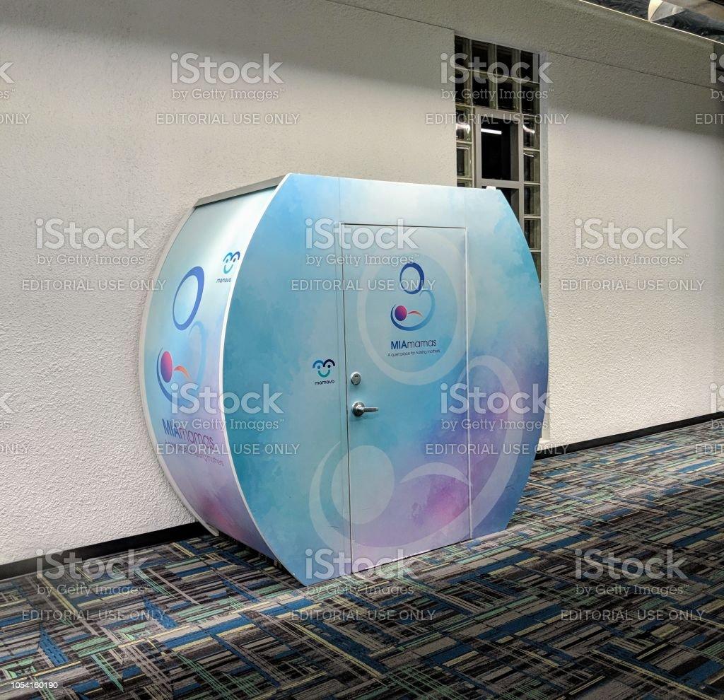 Aéroport Lactation Pod - Photo