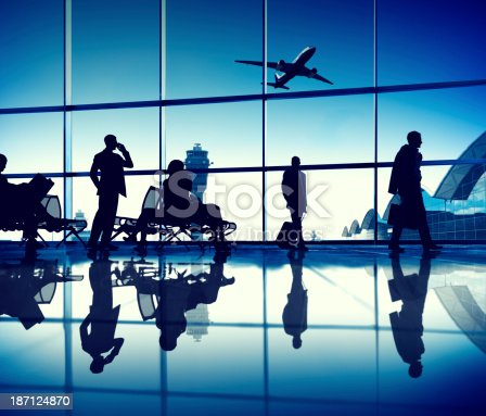 istock Airport Lounge 187124870