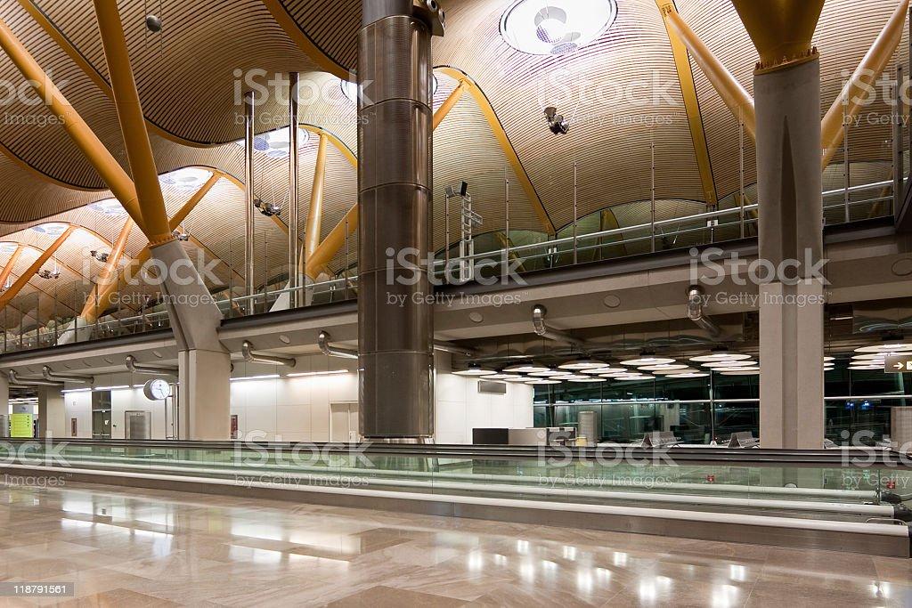 L'aéroport de Madrid-Barajas - Photo