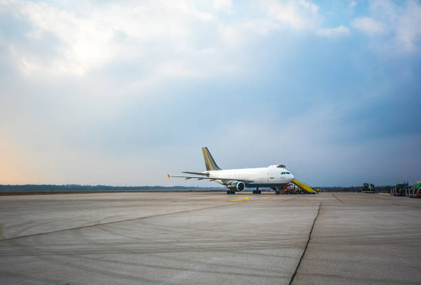 airport on the ground - stranded stock pictures, royalty-free photos & images