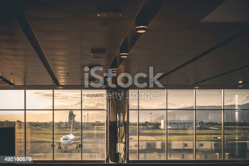 istock Airport 495190579