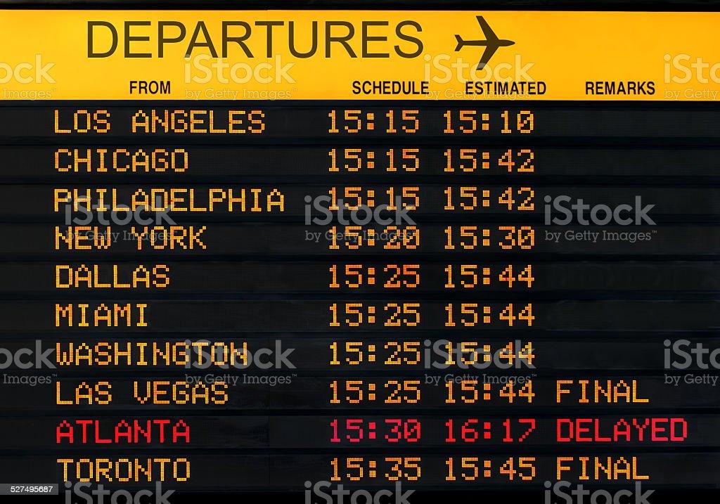 USA Flughafen – Foto
