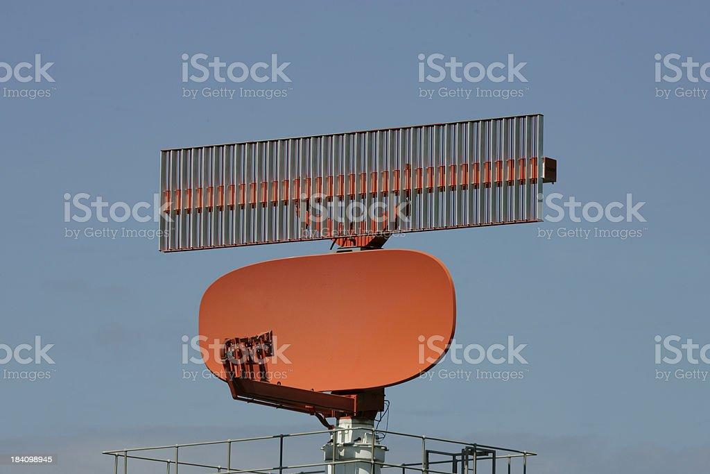airport radar royalty-free stock photo