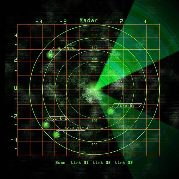 aeroporto di radar - radar foto e immagini stock