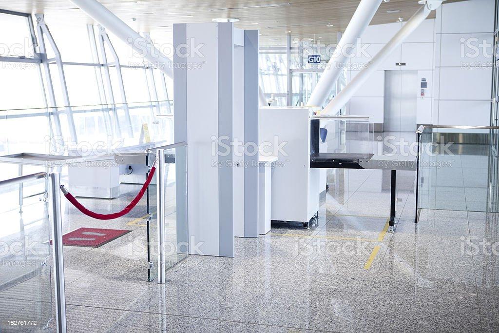 Flughafen Sicherheit – Foto