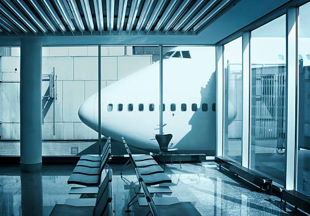 airport terminal - luchthaven frankfurt am main stockfoto's en -beelden