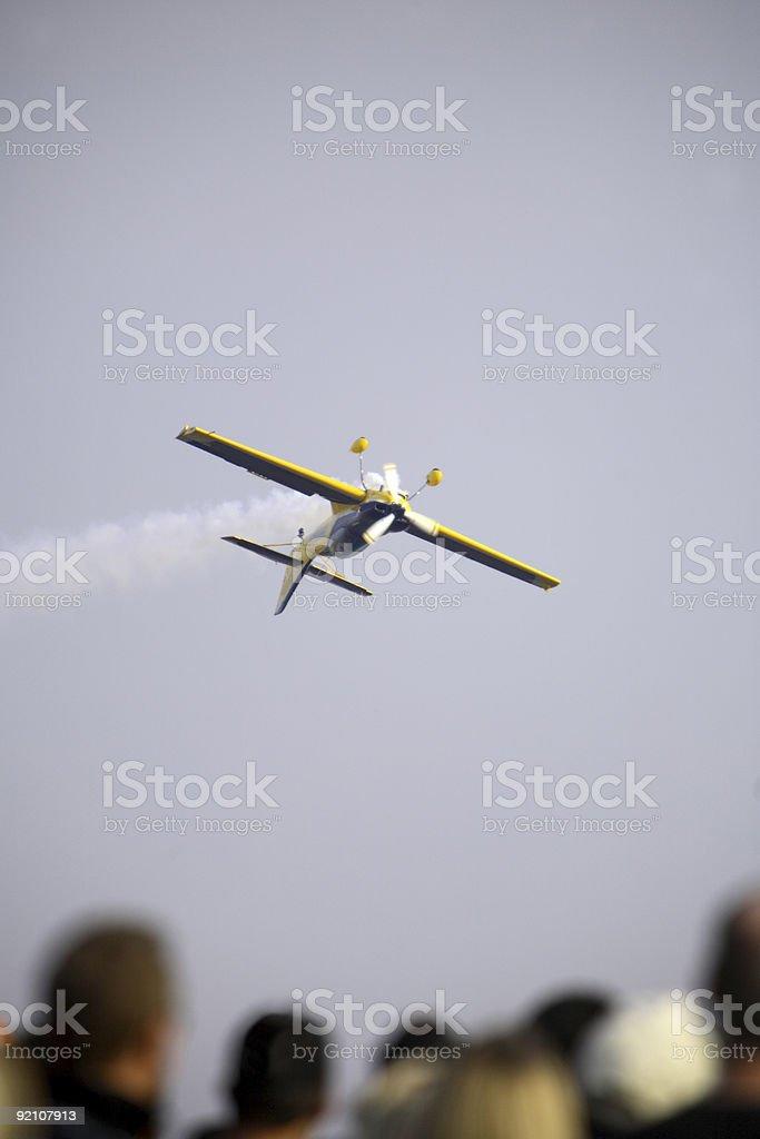 Airshow Display royalty-free stock photo