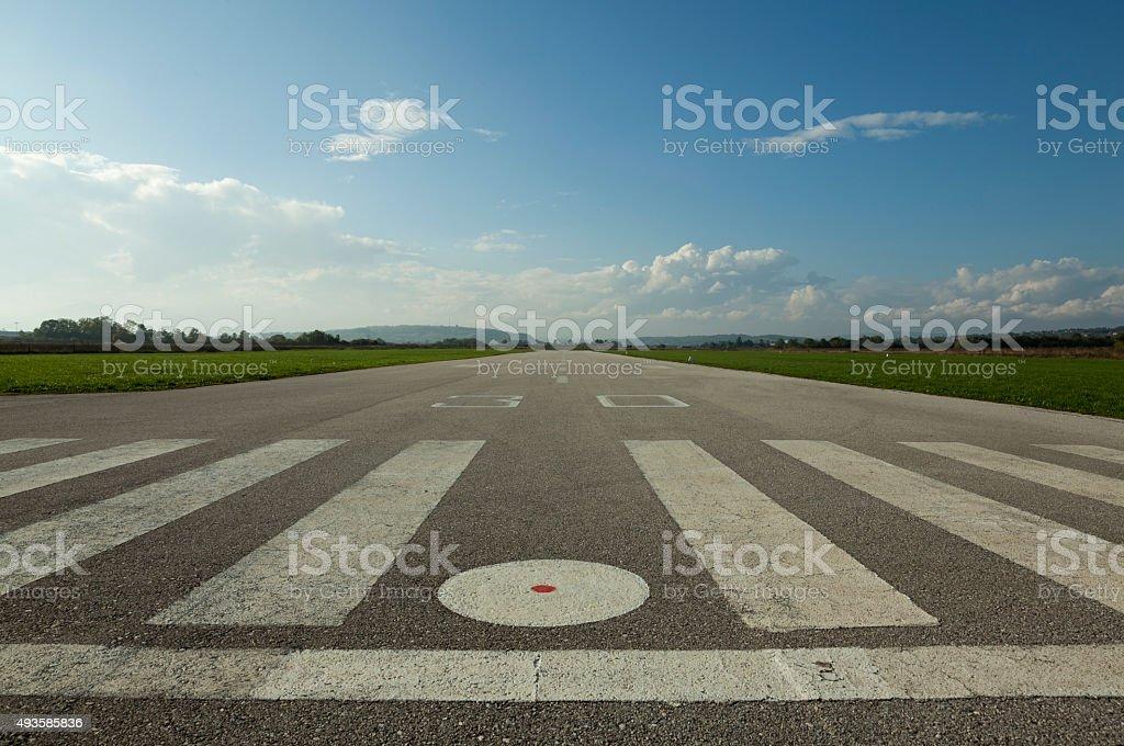 Landebahn – Foto