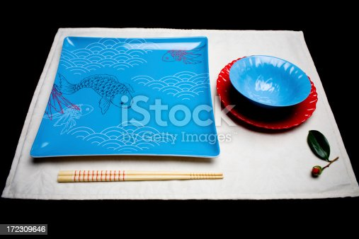 istock Aisan Table Display 172309646
