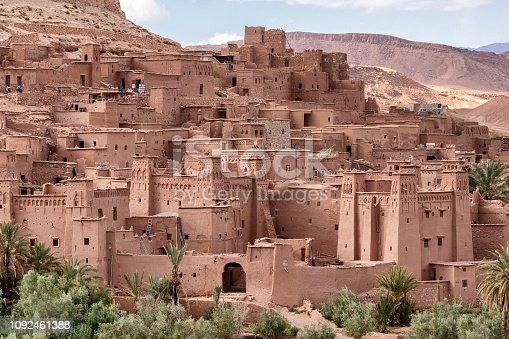 872393896 istock photo Ait Benhaddou - Ancient city in Morocco North Africa 1092461388