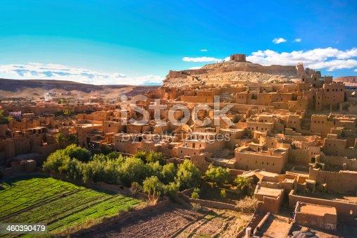872393896 istock photo Ait Benhaddou, Ouarzazate, Morocco. 460390479