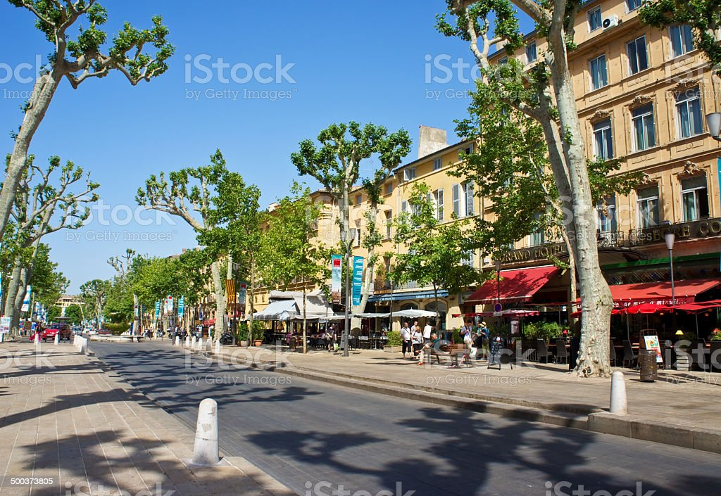 Aix-en-Provence, France - Photo