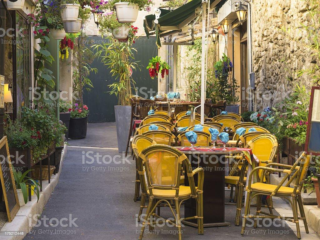 Aix-en-Provence stock photo