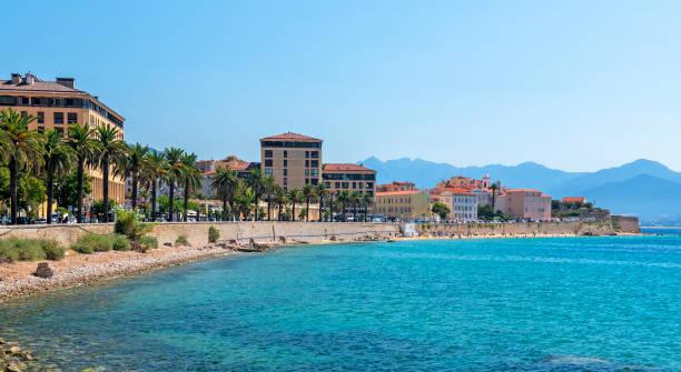Ajaccio, Korsika, Frankreich – Foto