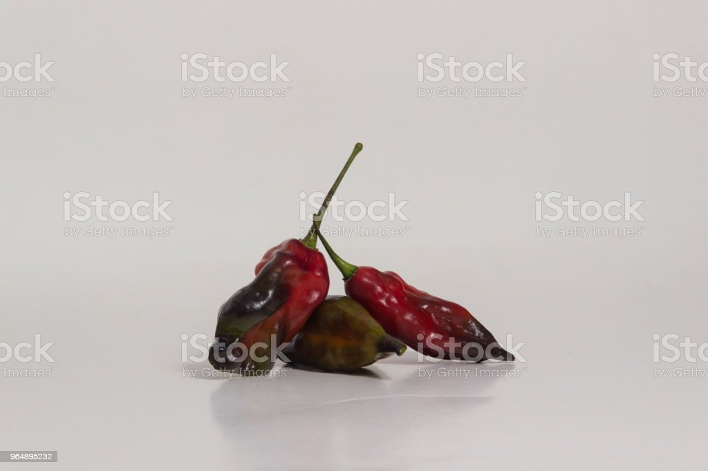Aji Limo - Limo chili royalty-free stock photo
