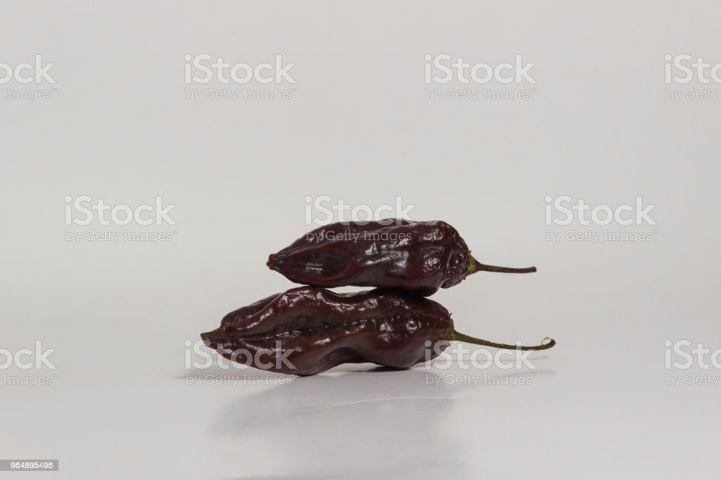 Aji Limo - Limo chili royalty-free stock photo
