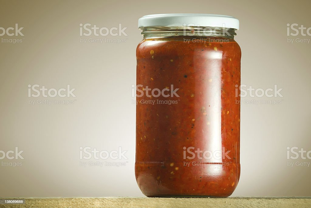 Ajvar royalty-free stock photo