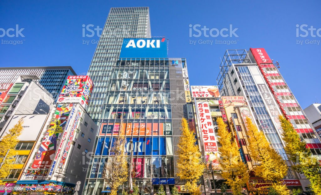 Akihabara Electric Town - Photo