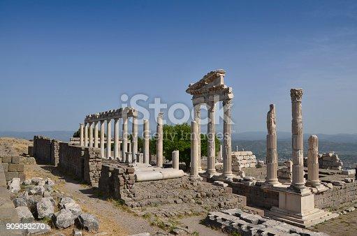 istock akropolis of pergamon 909093270