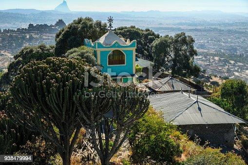 istock Aksum in Ethiopia 938479994