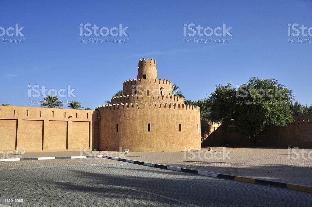 Al Ain Museum royalty-free stock photo