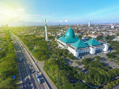 Al Akbar Mosque Surabaya