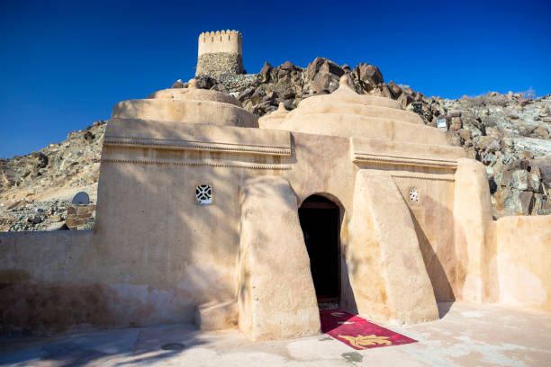 Al Badiyah Mosque - is the oldest in the UAE