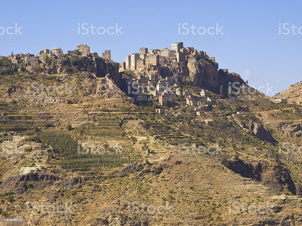 Al Hajjarah stock photo