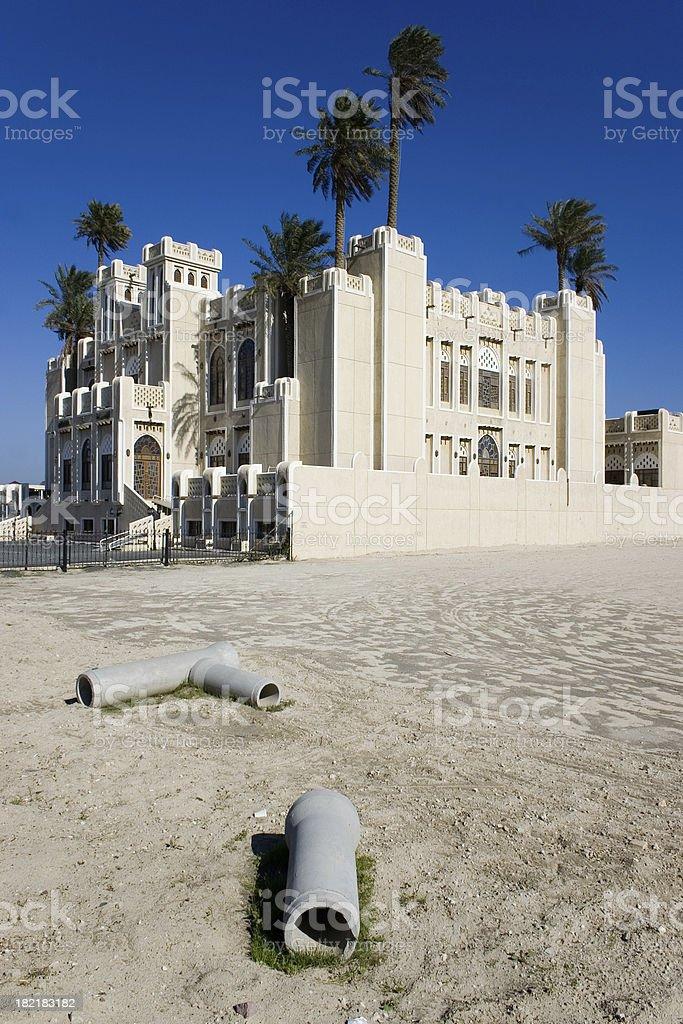 Al Zumerida Kuwait 16015 royalty-free stock photo
