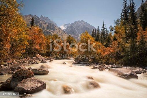 istock Ala Archa National Park, Kyrgyzstan 471882073