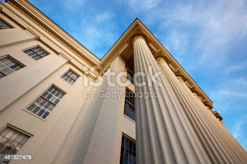 istock Alabama State Capital Building 487527479