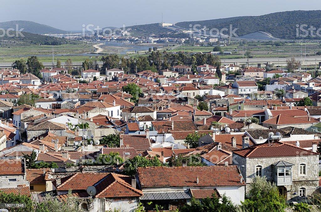 Alacatı in İzmir foto