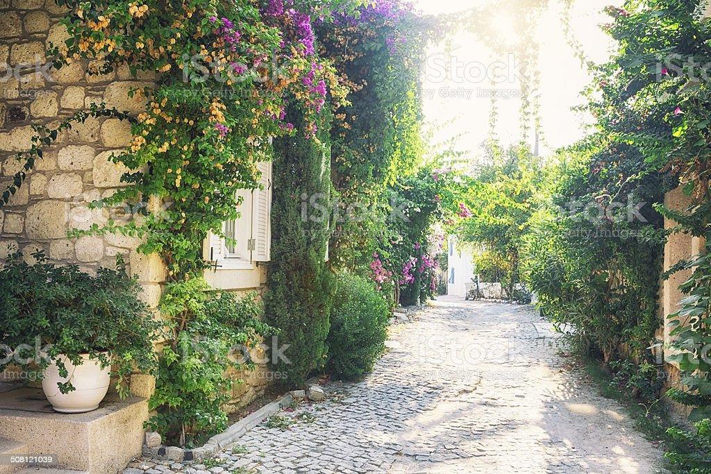 Alacati, Izmir, Turkey foto