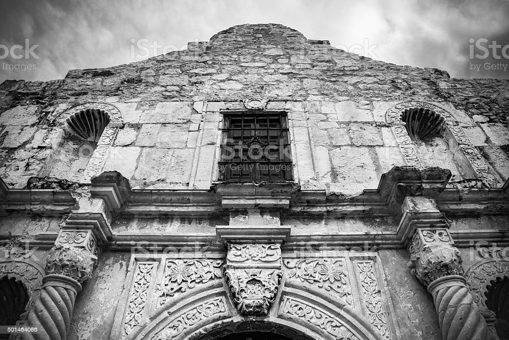 Alamo stock photo