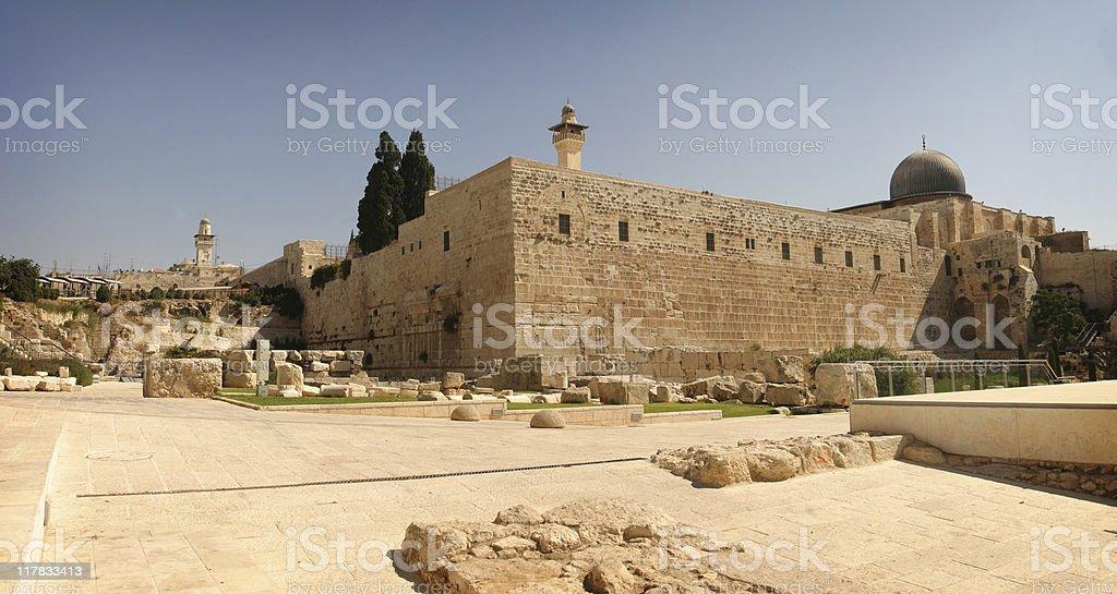 Al-Aqsa Mosque (XXL) stock photo