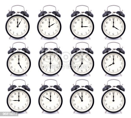 istock Alarm Clock Collection 96816012