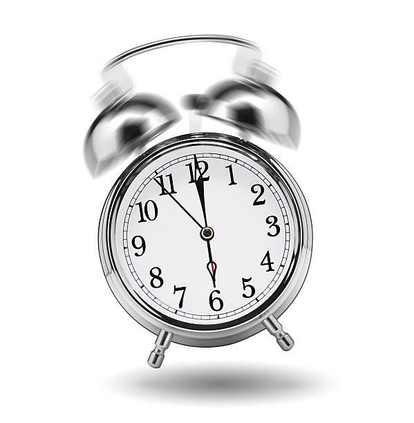 orologio sveglia - squillare foto e immagini stock