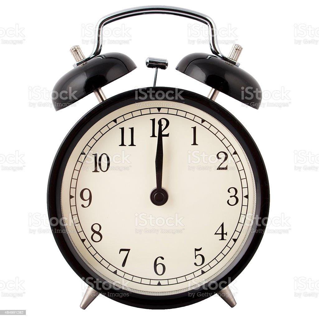 Alarm Clock. stock photo
