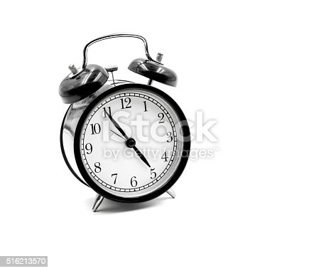 istock Alarm clock 516213570