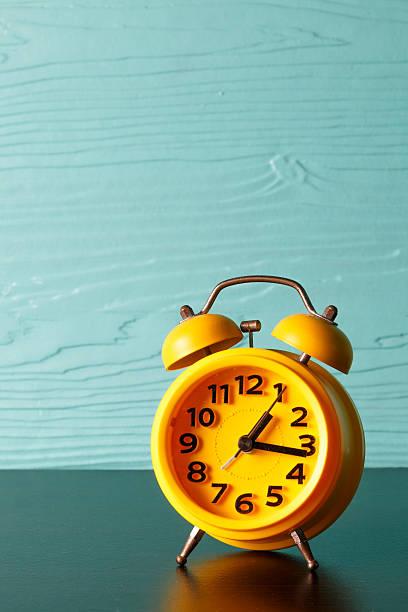 alarm clock stok fotoğrafı