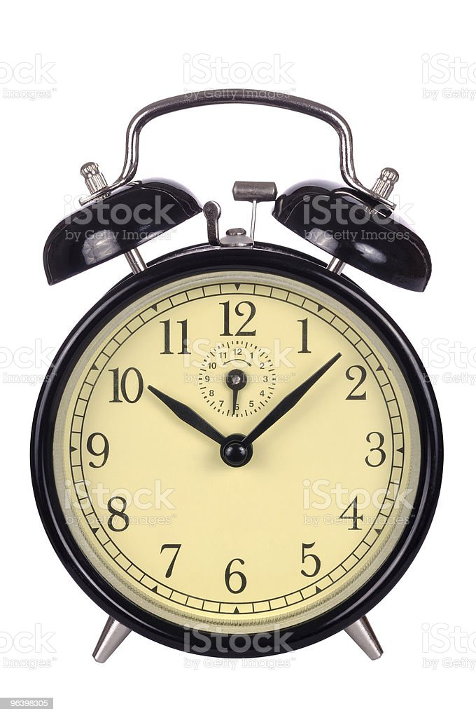 Alarm Clock - Royalty-free Alarm Clock Stock Photo