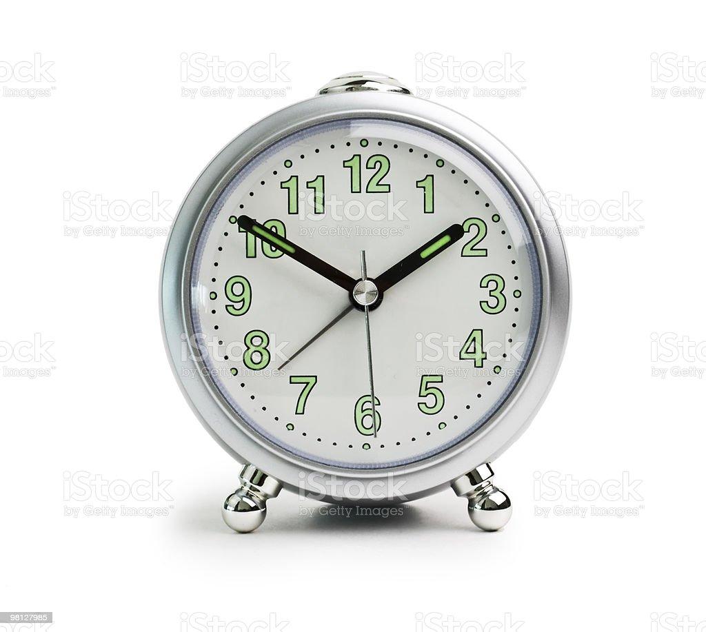 알람 시계 royalty-free 스톡 사진