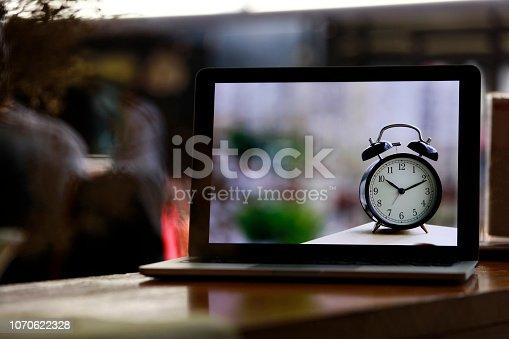 istock Alarm Clock Time Management Concept 1070622328