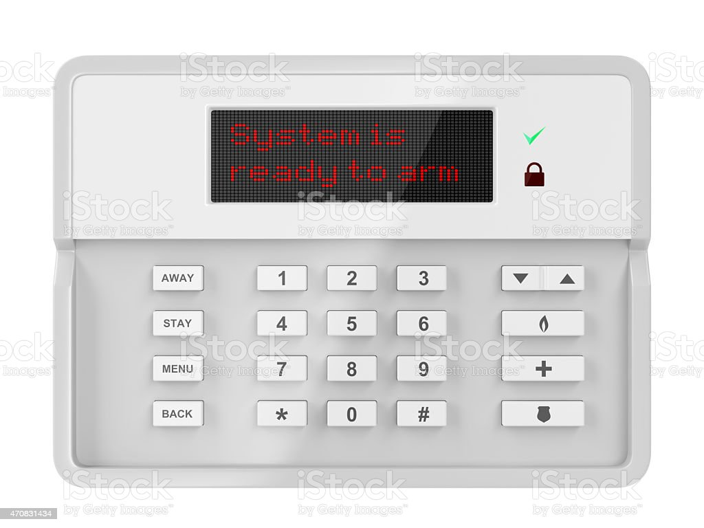 Wecker control panel – Foto